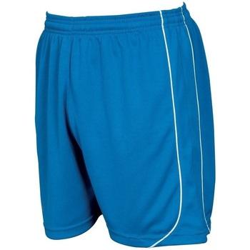 textil Shorts Precision  Royal Blue/White