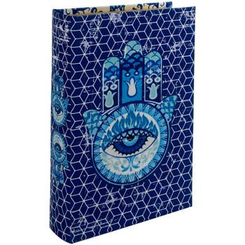 Indretning Kufferter og opbevaringskister Signes Grimalt Bogkasse Azul