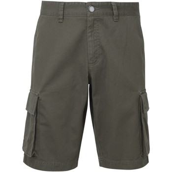 textil Herre Shorts Asquith & Fox AQ054 Slate