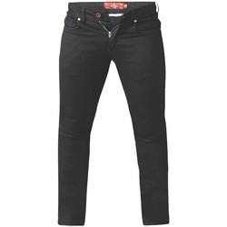 textil Herre Smalle jeans Duke  Black
