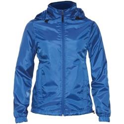 textil Dame Jakker Gildan WR800L Royal Blue