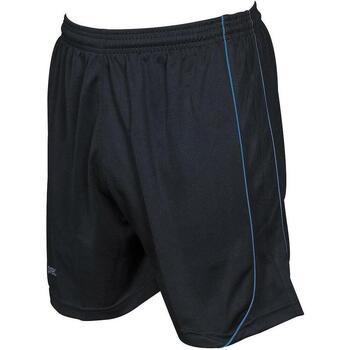textil Shorts Precision  Black/Azure