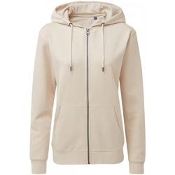textil Dame Sweatshirts Asquith & Fox AQ081 Natural