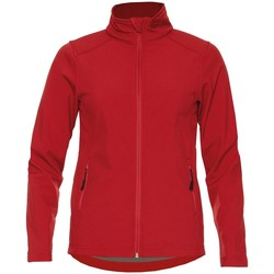 textil Dame Jakker Gildan GH115 Red