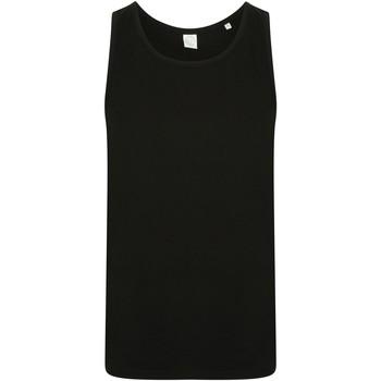 textil Herre Toppe / T-shirts uden ærmer Skinni Fit SF123 Black