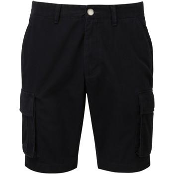 textil Herre Shorts Asquith & Fox AQ054 Black