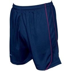 textil Shorts Precision  Navy/Red