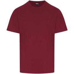 textil Herre T-shirts m. korte ærmer Pro Rtx RX151 Burgundy