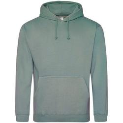 textil Sweatshirts Awdis College Dusty Green