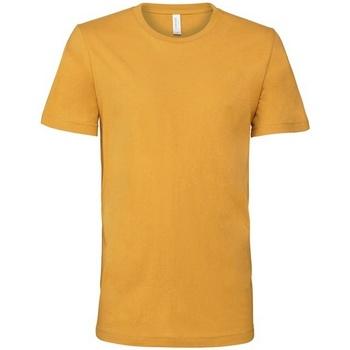 textil T-shirts m. korte ærmer Bella + Canvas CV001 Mustard Yellow