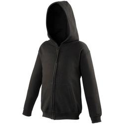 textil Børn Sweatshirts Awdis JH50J Deep Black