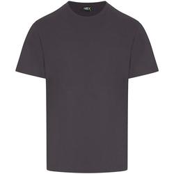 textil Herre T-shirts m. korte ærmer Pro Rtx RX151 Solid Grey