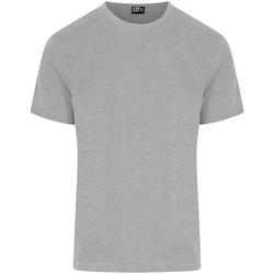 textil Herre T-shirts m. korte ærmer Pro Rtx RX151 Grey Heather