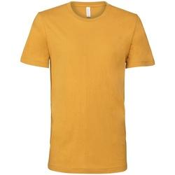 textil T-shirts m. korte ærmer Bella + Canvas CV3001 Mustard Yellow