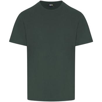 textil Herre T-shirts m. korte ærmer Pro Rtx RX151 Bottle Green