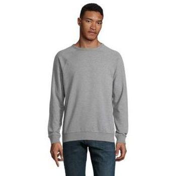 textil Herre Sweatshirts Sols NELSON MEN Gris mezcla