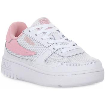 Sko Dame Lave sneakers Fila 94F FX VENTUNO L Bianco