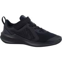 Sko Børn Lave sneakers Nike Downshifter 10 Psv Sort