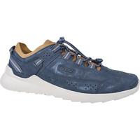Sko Herre Lave sneakers Keen Highland Blå