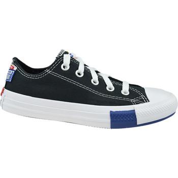 Sko Børn Lave sneakers Converse Chuck Taylor All Star Jr noir