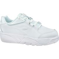 Sko Dame Lave sneakers Diadora Majesty blanc