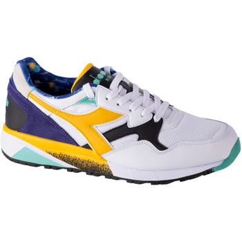 Sko Herre Lave sneakers Diadora N9002 Kromadecka Hvid