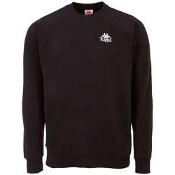 textil Herre Sweatshirts Kappa Taule Sweatshirt Sort