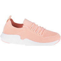 Sko Dame Lave sneakers Big Star Shoes Pink