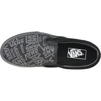 Sko Dame Lave sneakers Vans 66 Classic Slip-On Platform Sort