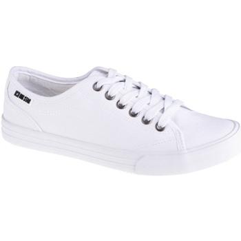 Sko Dame Lave sneakers Big Star Shoes Hvid
