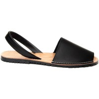 Sko Dame Sandaler Purapiel 69728 BLACK