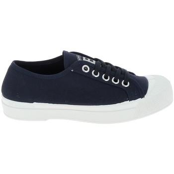 Sko Dame Lave sneakers Bensimon Toile Romy Marine Blå