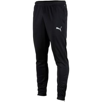 textil Herre Træningsbukser Puma Pantalon  Teamrise poly training noir