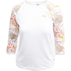 textil Dame Sportsjakker Vans California Floral Hvid