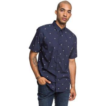 Skjorter m. lange ærmer DC Shoes  Up Pill Short Sleeve Shirt