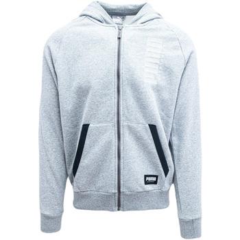 Sweatshirts Puma  Athletics Fz Hoodie Fl