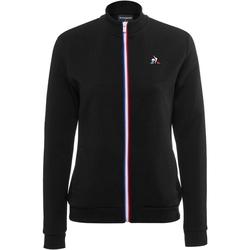 textil Dame Sportsjakker Le Coq Sportif Essential Full Zip Sort