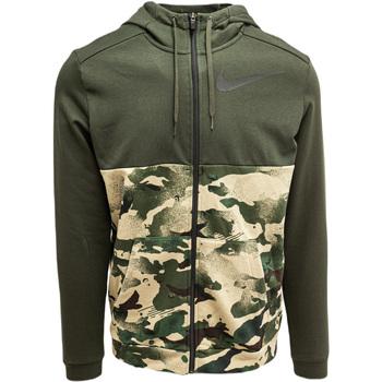 Sweatshirts Nike  Dri-Fit Full-Zip Camo