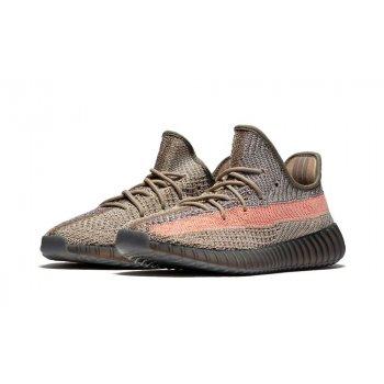 Sko Lave sneakers adidas Originals Yeezy 350 Boost Ash Stone Ash Stone/Ash Stone/Ash Stone
