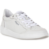 Sko Dame Lave sneakers Blauer WWH OLYMPIA Bianco