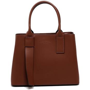 Tasker Dame Håndtasker m. kort hank Maison Heritage FARA MARRON