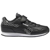 Sko Børn Lave sneakers Reebok Sport Royal CL Jogger Sort