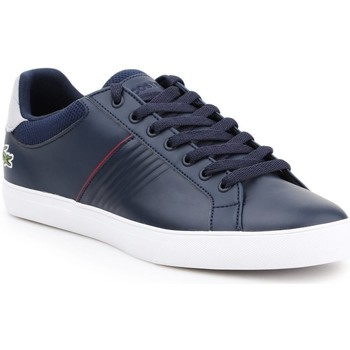 Sko Herre Lave sneakers Lacoste Fairlead Flåde