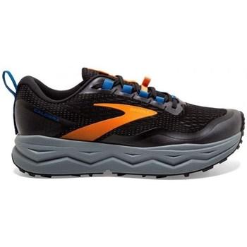 Sko Herre Lave sneakers Brooks Caldera 5 Sort
