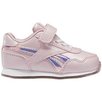 Sko Pige Lave sneakers Reebok Sport Royal CL Jogger Pink