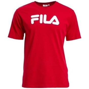 textil T-shirts m. korte ærmer Fila Classic Pure Rød