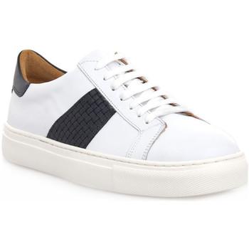 Sko Herre Lave sneakers Soldini COLORADO BIANCO BLU Bianco