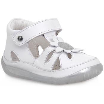Sko Dreng Sandaler Naturino FALCOTTO 1N02 ORINDA WHITE Bianco