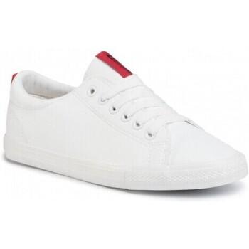 Sko Dame Lave sneakers Big Star DD274685101 Hvid