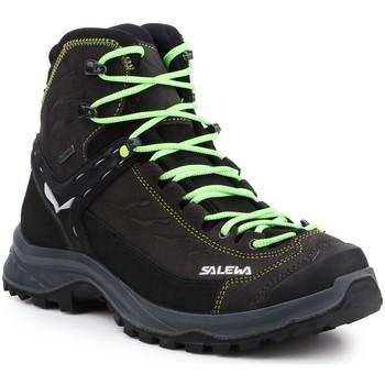 Sko Herre Vandresko Salewa MS Hike Trainer Mid GTX 61336-0972 black